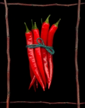 Bound Peppers