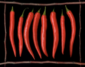 Eight Peppers