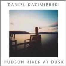 Hudson River At Dusk